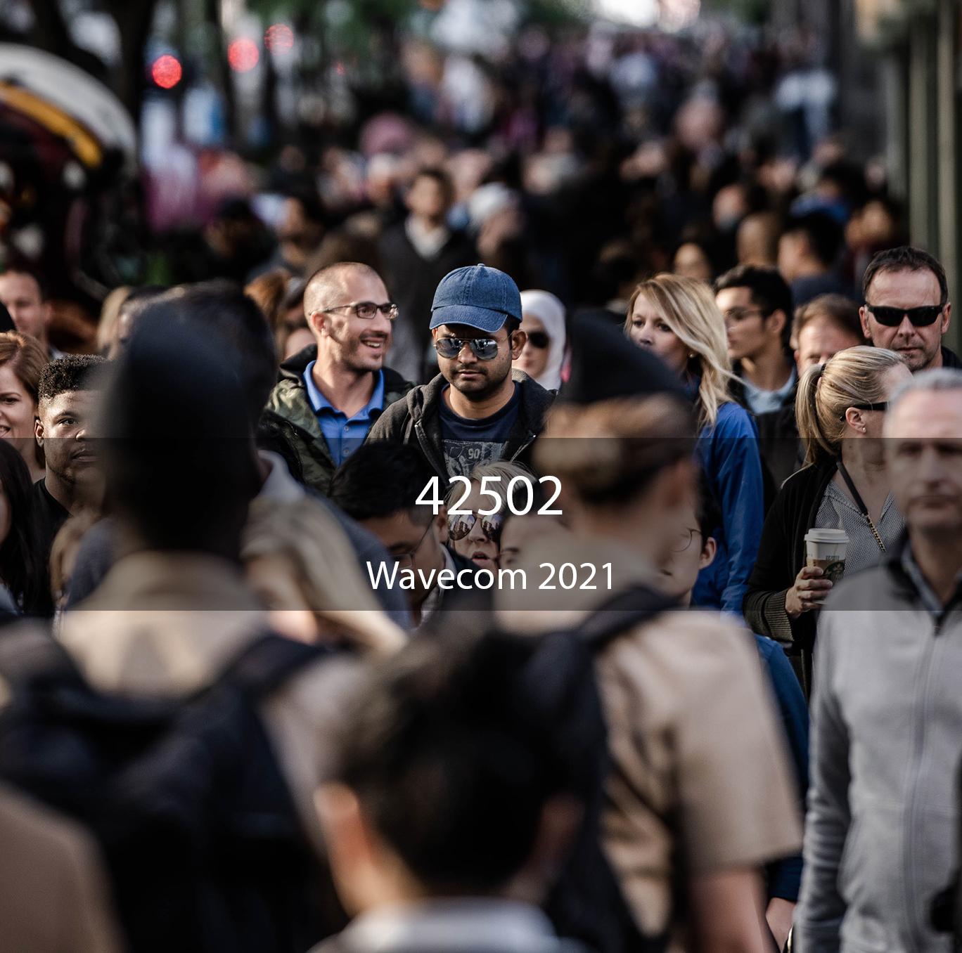Projectos Cofinanciados Wavecom - Internacionalização Wavecom 2021