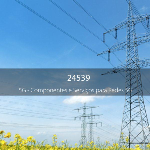 Projetos Cofinanciados Wavecom - 5G - Componentes e Serviços para Redes 5G