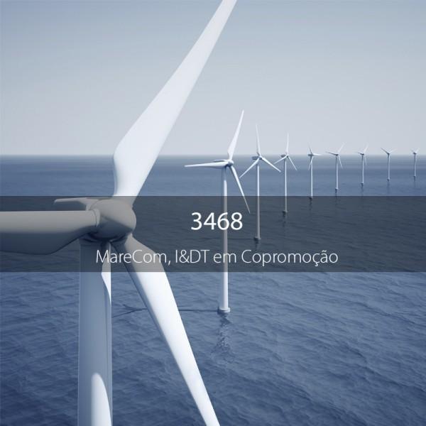 Projetos Cofinanciados Wavecom - MareCom, I&DT em Copromoção