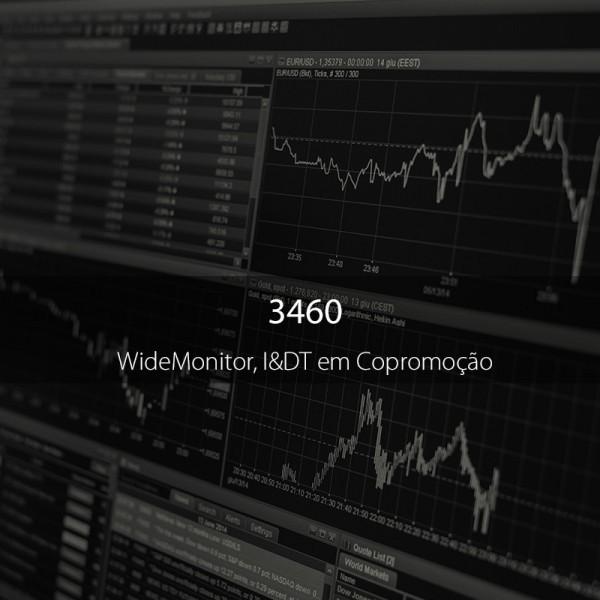 Projetos Cofinanciados Wavecom - WideMonitor, I&DT em Copromoção