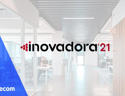 Wavecom conquista o estatuto INOVADORA COTEC 2021